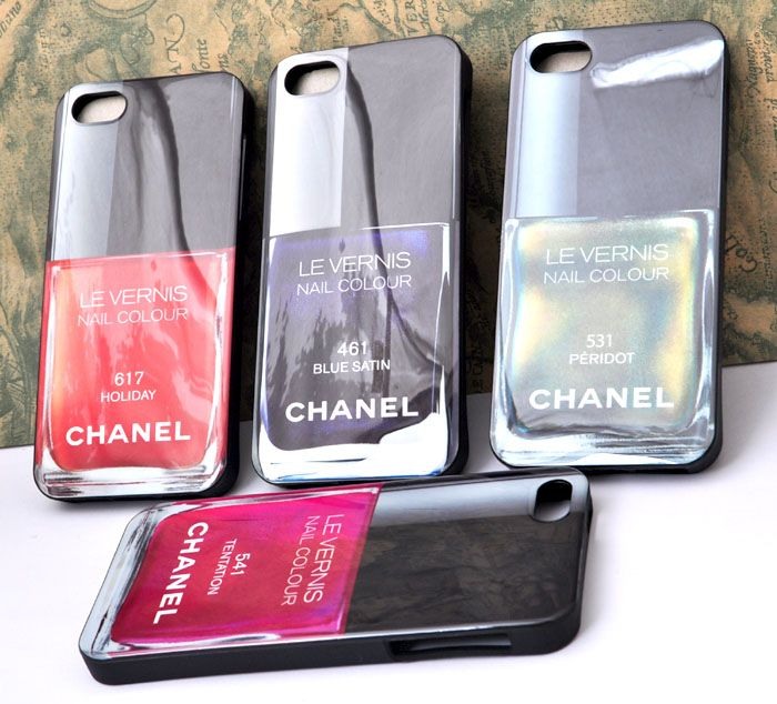 Wholesale The nail polish bottle shape Cell phone protection TPU ...