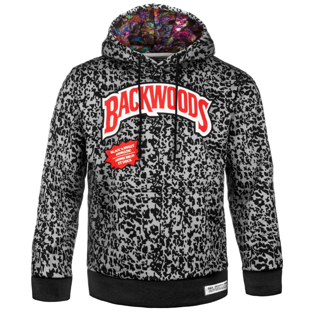 Black N  Sweet Backwoods Hoodie  9031b7681495