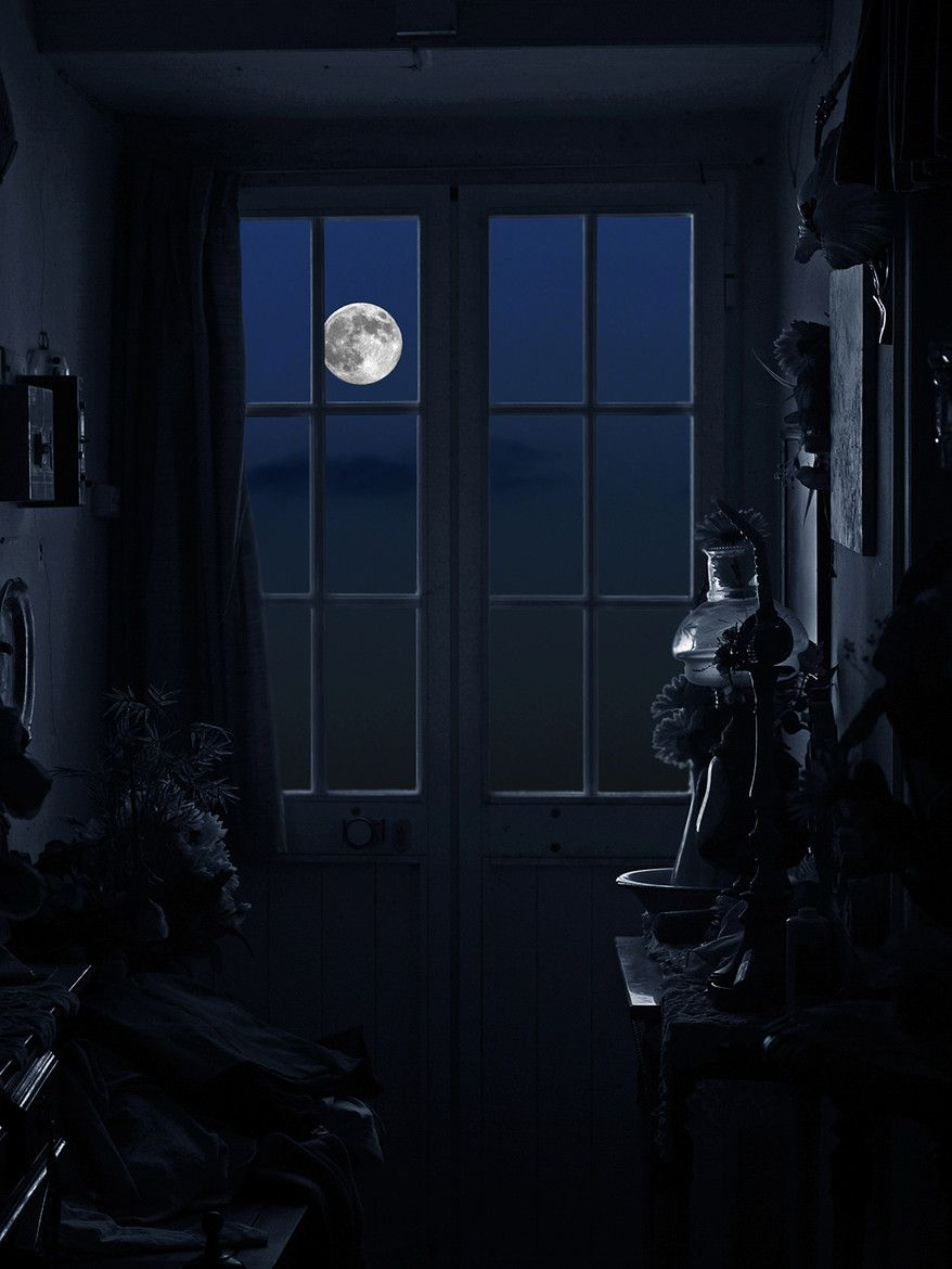 moon light through the window witchy pinterest the window moon and lights
