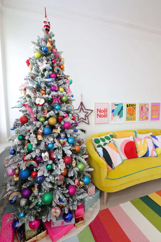 Abc Christmas Tree With John Lewis And Partners For A Fun Christmas Christmas Tree Christmas Fun Christmas