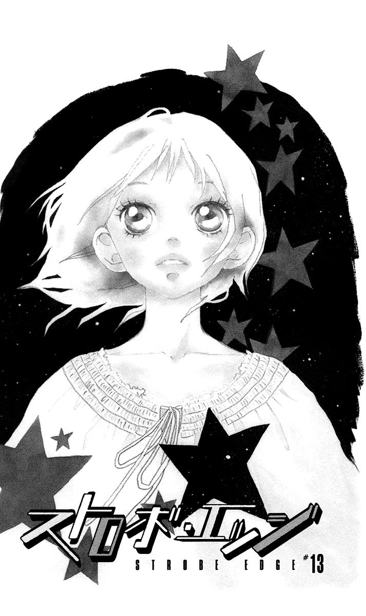 Read manga Strobe Edge 013 Read Online online in high quality