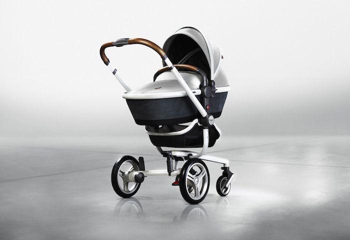 童车上的跑车基因 阿斯顿 马丁携手silver Cross 再推豪华版婴儿车 理想生活实验室 Baby Strollers Stroller Aston Martin
