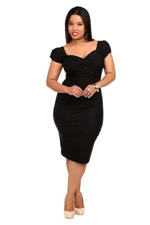 17  images about Black is sexy on Pinterest - Loose dresses ...