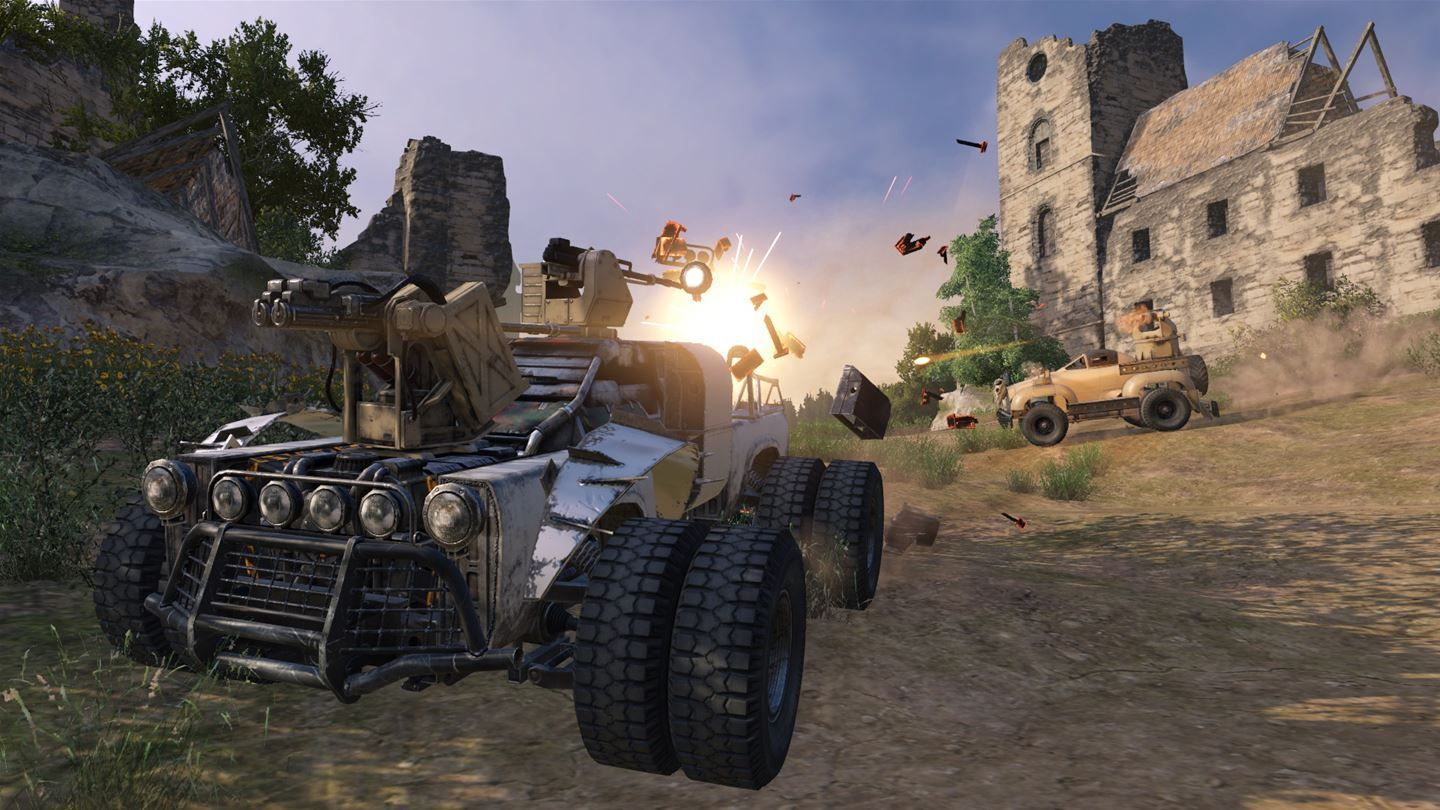 Crossout Review Pvp, Gaming pc, Games to play