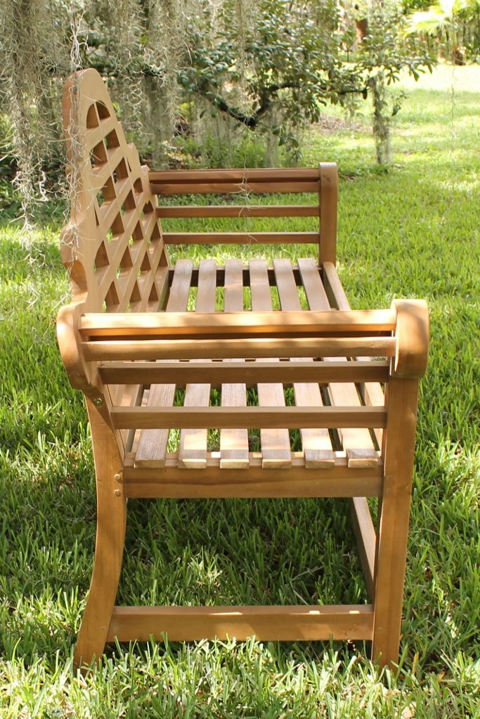 Charmant Marlborough 66in Teak Bench | Oceanic Teak Furniture