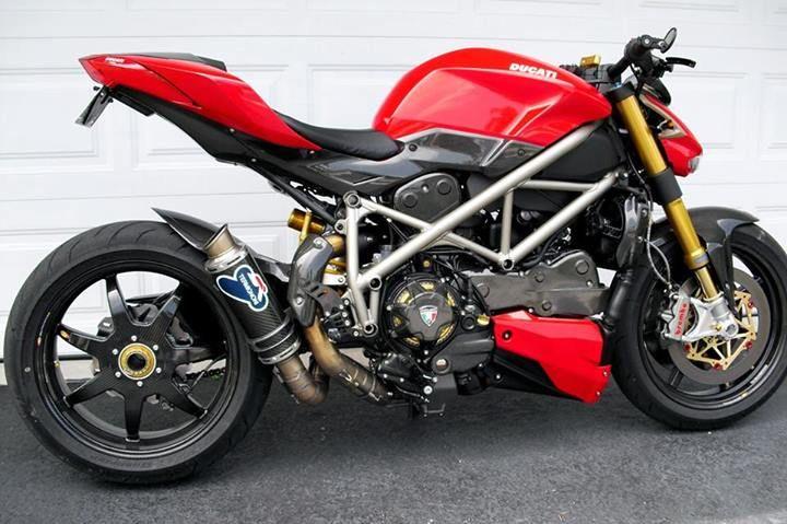 Ducati Streetfighter S Termignoni