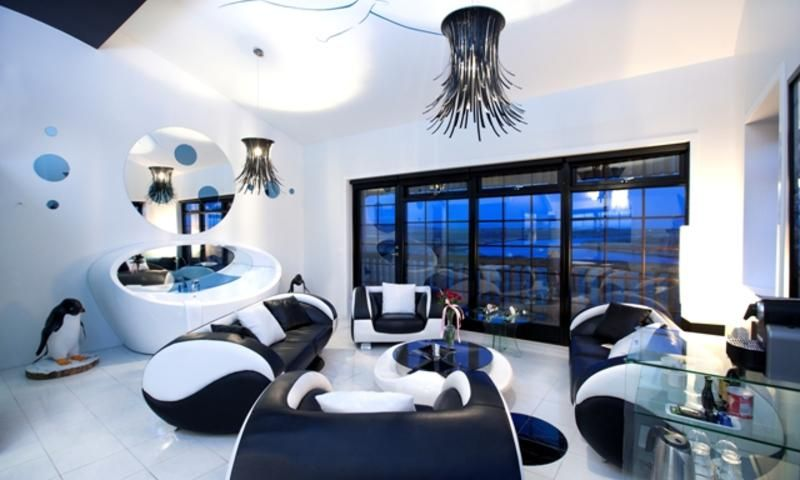 The penguin-themed Antarctica suite at Hotel Ranga. www ...
