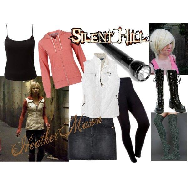Heather Mason Silent Hill Revelations Inspired Heather Mason