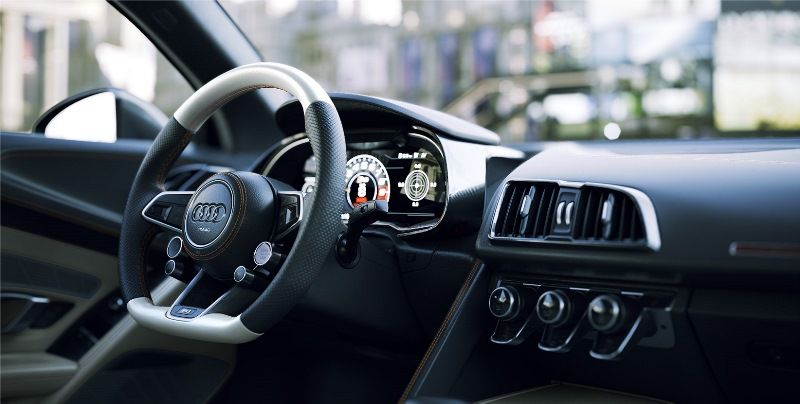 Earlier Today We Posted About The Star Of Lucis Audi R8 Created For Final Fantasy Xv S Feature Film Kingsglaive Back Then We Audi R8 Audi R8 V10 Plus Audi