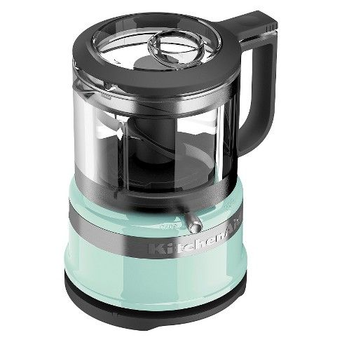 Kitchenaid 3 5 Cup Mini Food Processor Kfc3516 Food