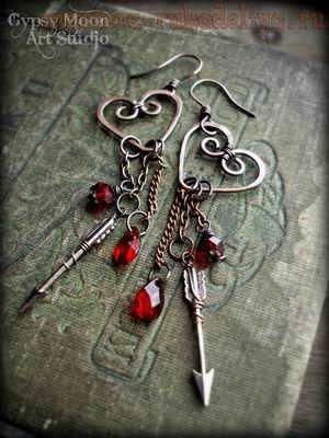 Pin von Stephanie Weiss auf Jewelry - Wirework, Findings, Musings ...