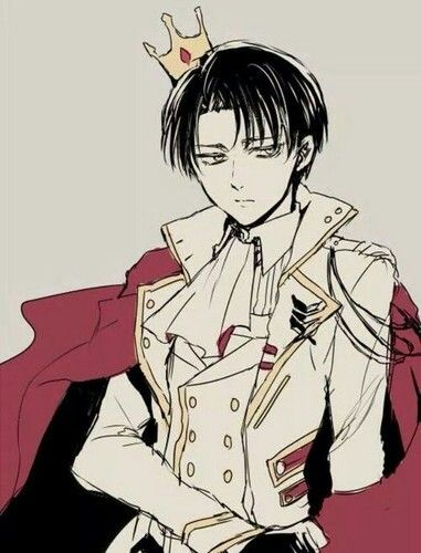 King Levi Levi At At Attack On Titan Levi Attack On Titan