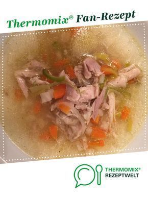 Photo of chicken soup