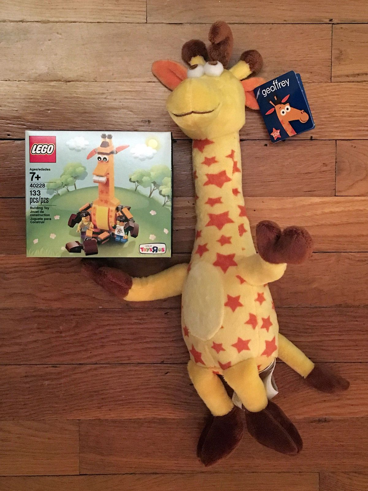 Toys Are Us Search : Toys r us babies exclusive geoffrey giraffe lego