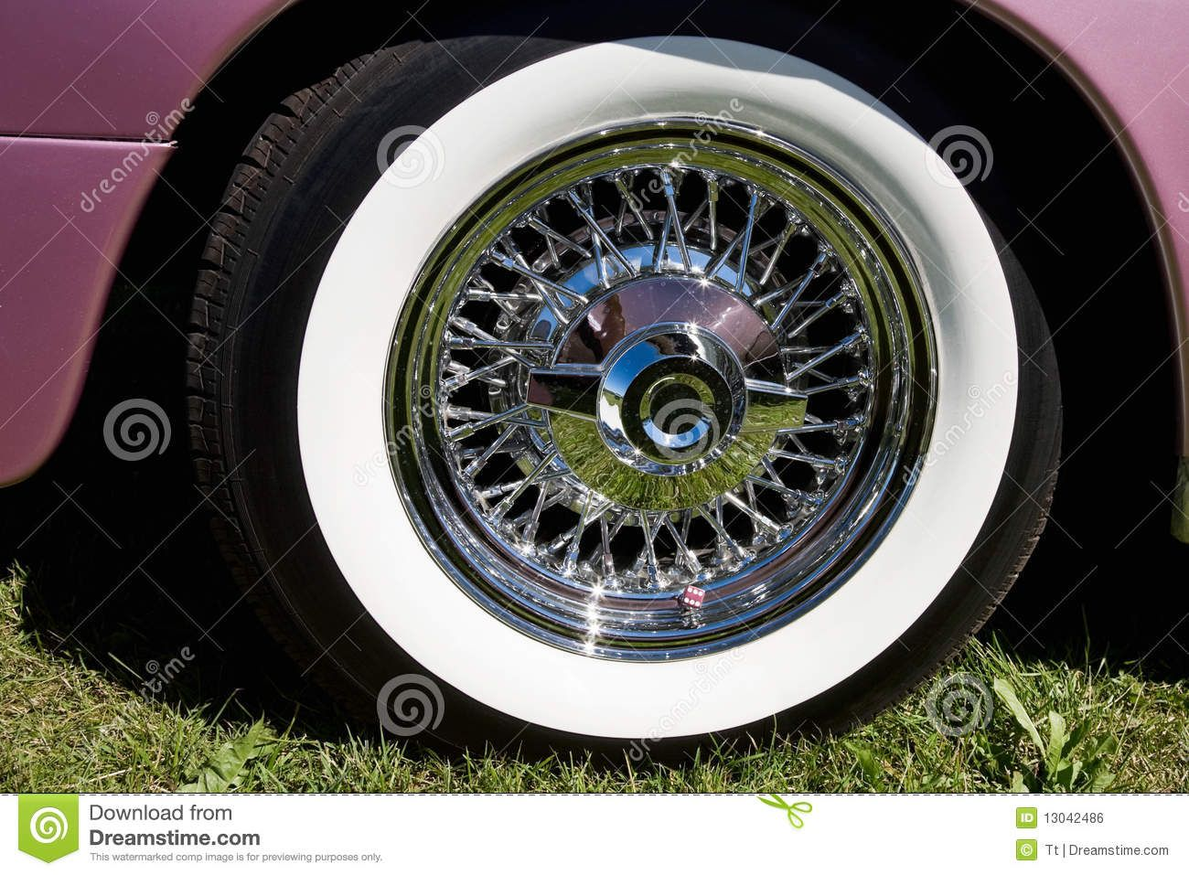 Black Chrome Rims White Wall Tires Find the Classic Rims ...