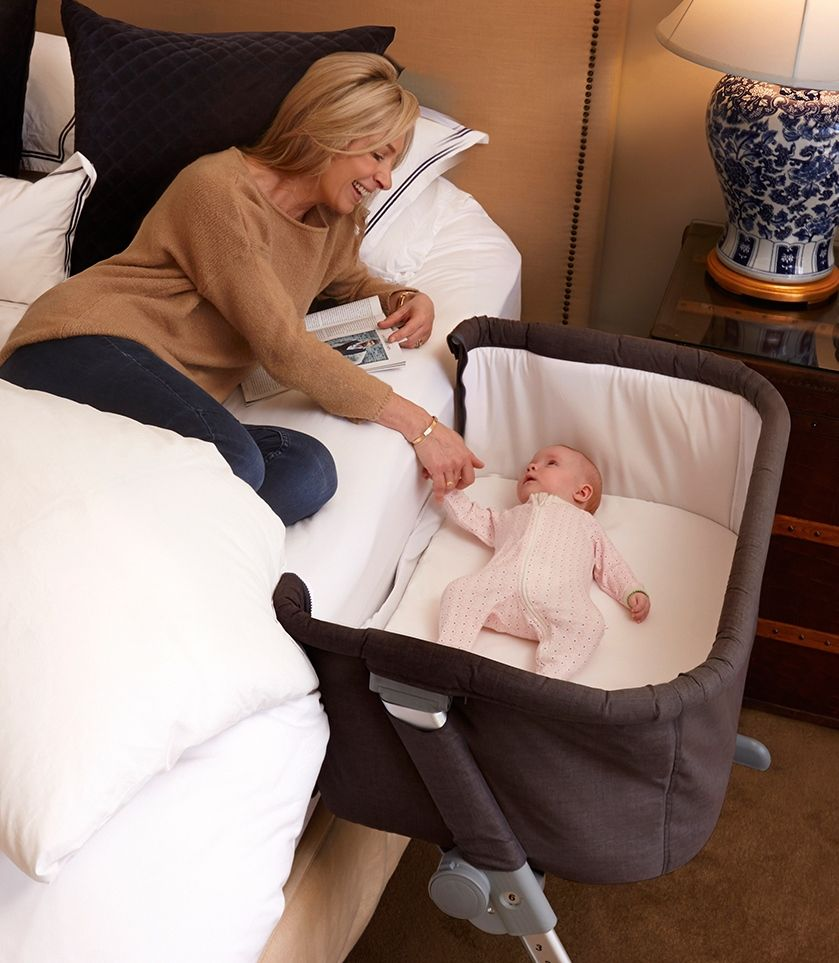 Childcare Cosy Time Sleeper Co Sleeper Baby Co Sleeper