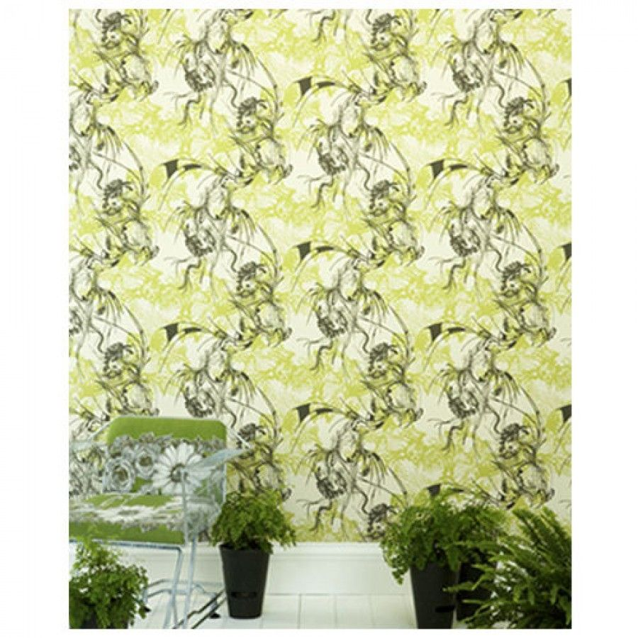 Graham & Brown Rainforest Wallpaper by ECO - 17769 | wallpaper ...