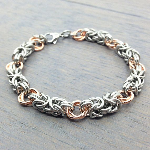 This Item Is Unavailable Stainless Steel Bracelet Chainmail Jewelry Jewelry Inspiration