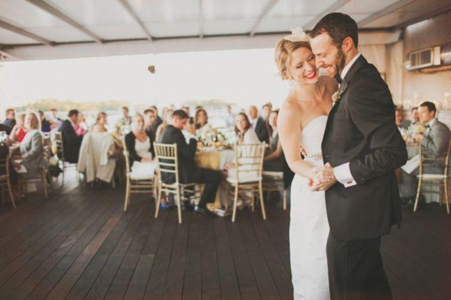 bride and groom first dance washington dc