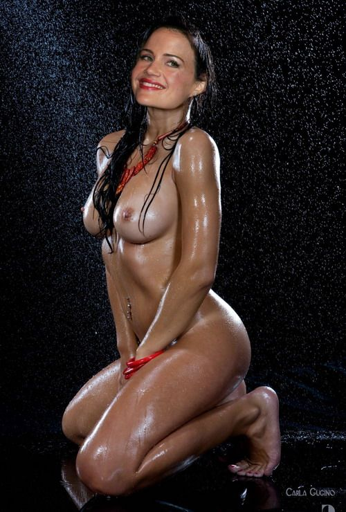 Fantastic cumshot!! Carla gugino porn they