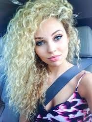 Image result for natural curly hair tumblr