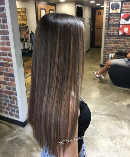 Hair Brunette Babylights Color Trends 16 Super Ideas Babylights Brunette Color Hair Ideas Super T Brown Hair Balayage Hair Styles Brunette Hair Color
