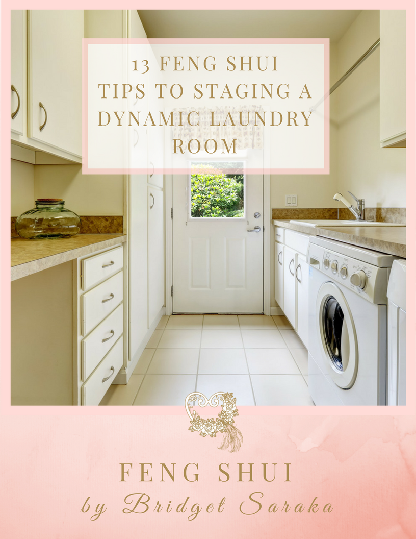 13 Feng Shui Tips To Staging A Dynamic Laundry Room Room Feng