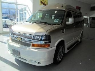 2012 Chevy Express 1500 Southern Comfort Elite Conversion Van