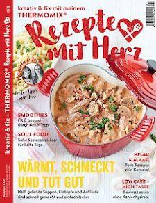 Zeitschrift Rezepte rezepte mit herz unser magazin rezepte