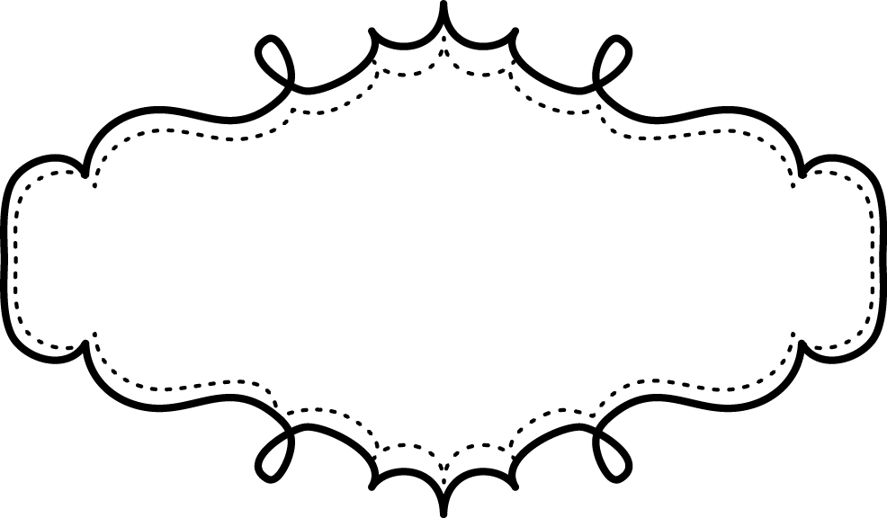 Free Printable Black And White Frames Black And White Frames