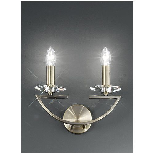 Found it at wayfair co uk artemis 2 light candle wall light