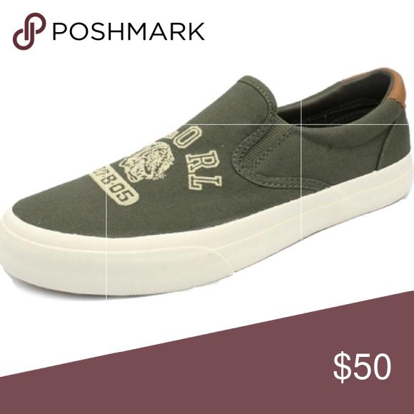 Ralph Lauren Thompson Mens Sneakers 7.5