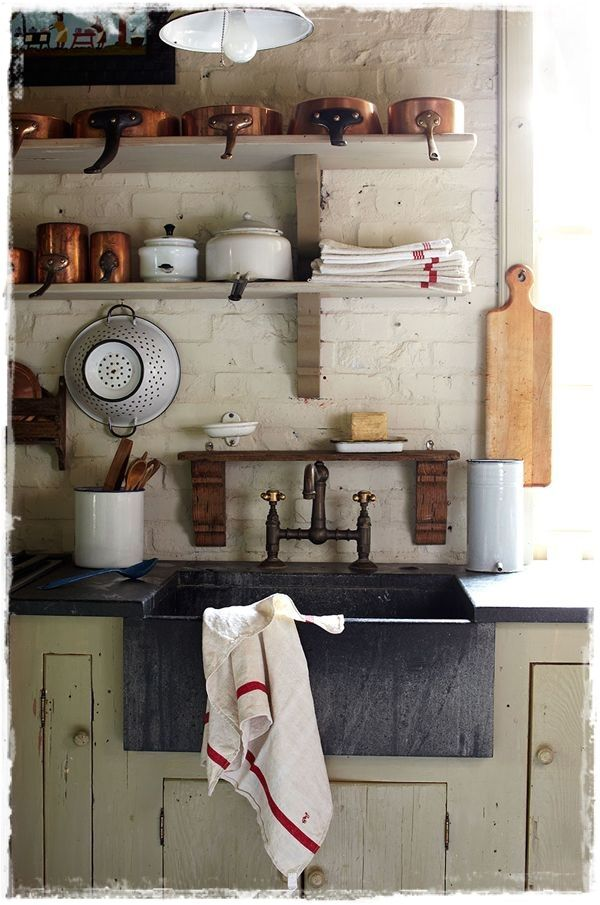 Cocinas rusticas vintage i just love it pinterest for Decoracion cocinas rusticas campo