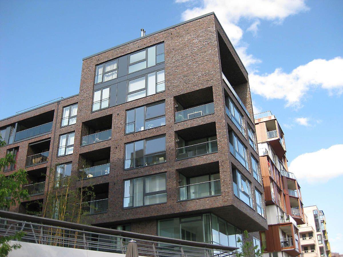 Viewing Gallery For Modern Brick Buildings