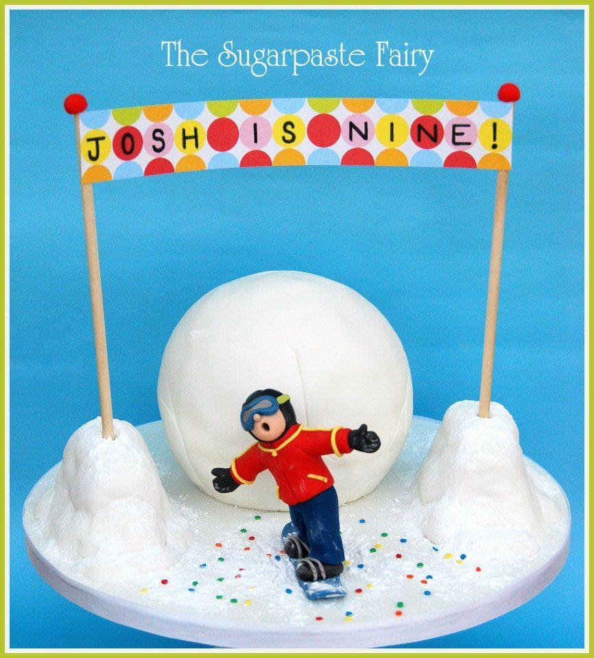 The Sugarpaste Fairy