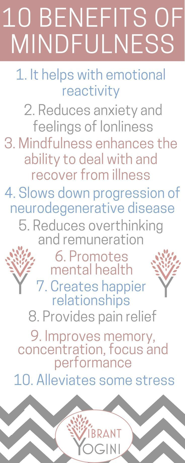 Mindfulness Practice 10 benefits of mindfulness practice