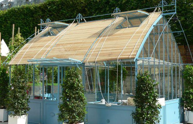 Det Nye Drivhus Update Ii Abri De Jardin Jardins Jardinage
