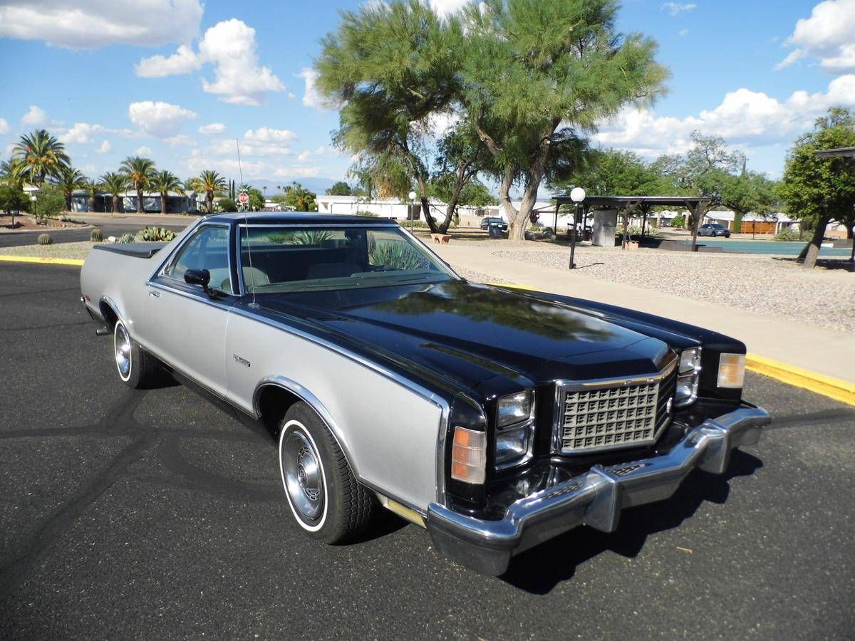 1977 Ford Ranchero Brougham | Old Rides 6 | Pinterest | Ford ...