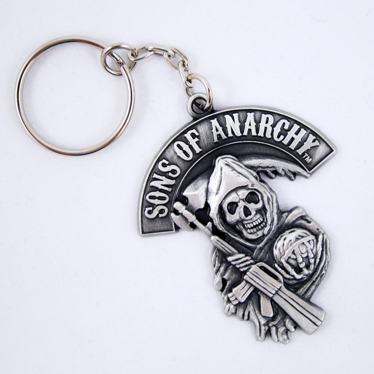 Sons Of Anarchy Key Chain Sons Of Anarchy Anarchy Soms Of Anarchy