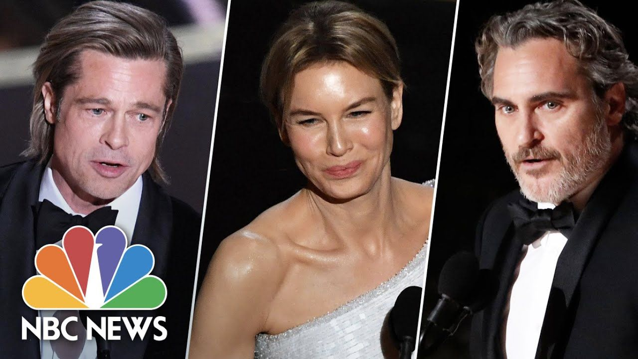 Watch The Oscars Highlights In Under 4 Minutes NBC News