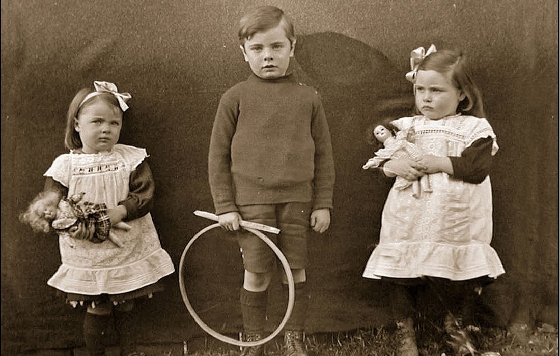Victorian Toys and Games