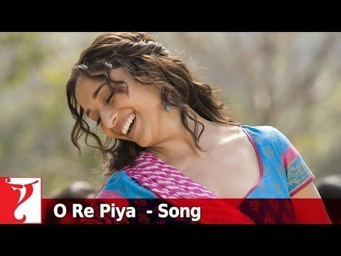 O Re Piya Song Aaja Nachle Madhuri Dixit Madhuri Dixit Old Bollywood Songs Indian Movie Songs