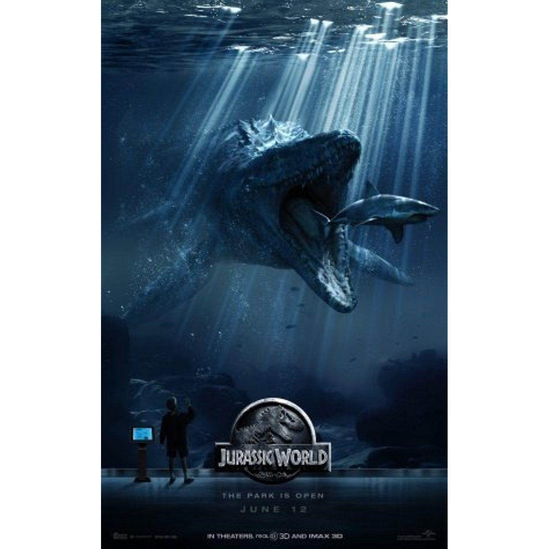 Jurassic park 4 jurassic world movie limited print photo