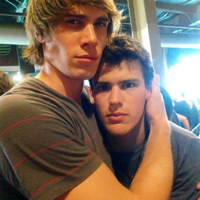 Blake And Michael From The Glee Project Season 2 Famosos Vedettes Hombres