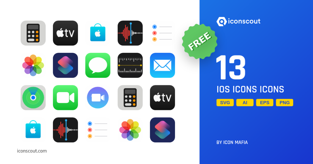 Free ios icons and sign up get a 30 discount for the