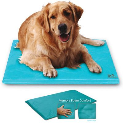 The Green Pet Shop Self Cooling Pet Pad Medium Large Chewy Com