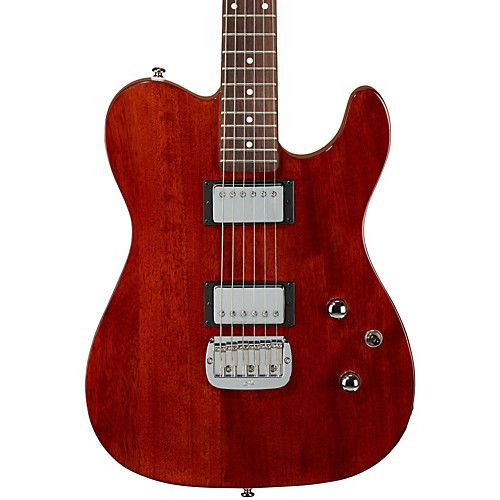 G&L Tribute ASAT Deluxe Carved Top Electric Guitar Irish Ale