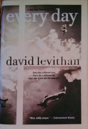 "The March selection for the Wheatfield Teen Book Club is ""Every Day"" by David Levithan. Imagine waking up in a new body -every day. I have to figure out who I am every day when I wake up. Is my skin light or dark? Am I a boy or girl? Fat or thin? The body is the easiest thing to adjust to. It's the life the body has that can be hard to grasp.  Join us on March 20 from 4-5 p.m. to discuss it!"