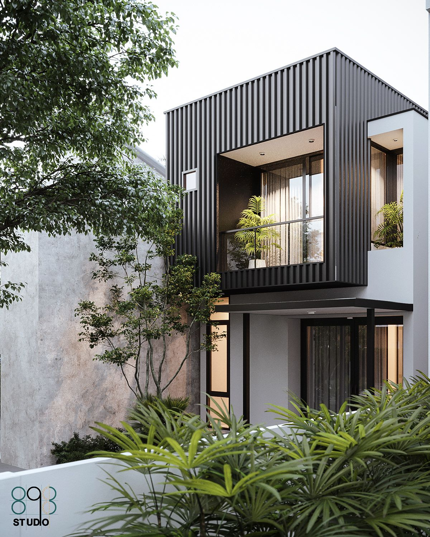 Novela Modernistic House Design In Japan