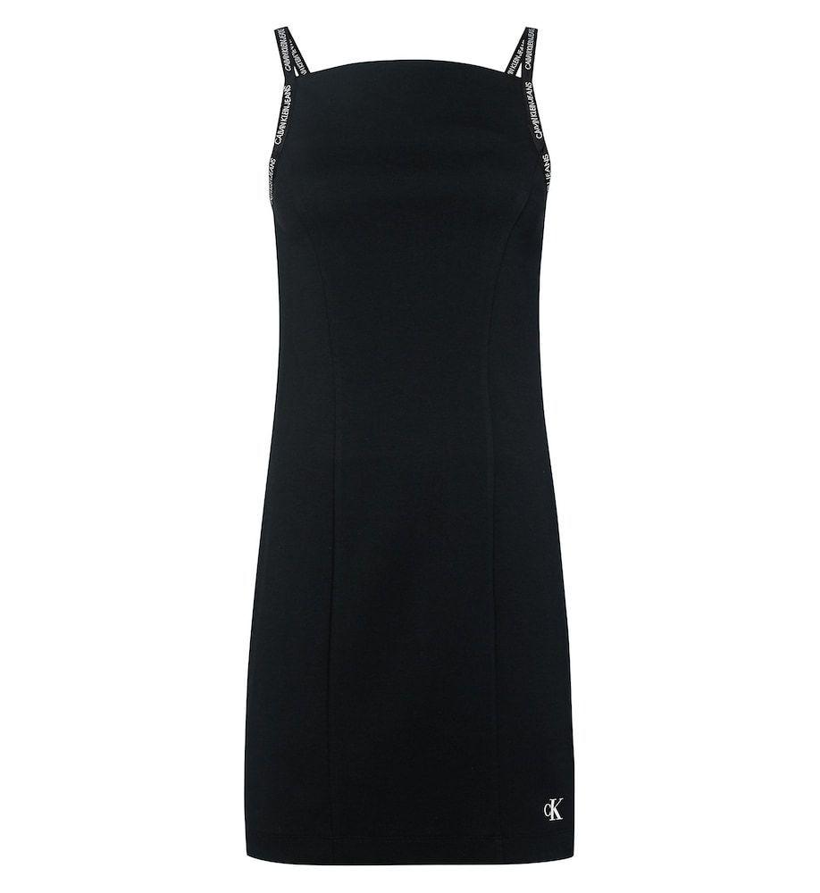 calvin klein kleid & # 39; milano & # 39; in schwarz und